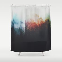 Fractions A75 Shower Curtain