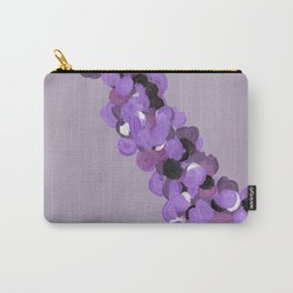 Purple foliage Carry-All Pouch