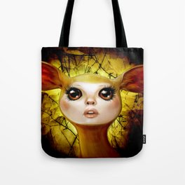 The Golden Hind Tote Bag
