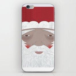 'tis the season to be jolly iPhone Skin