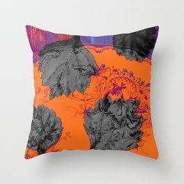 A colorful symphony for Anna Throw Pillow