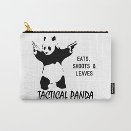 tactical panda Carry-All Pouch