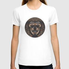 African Tribal Mask No. 1 T-shirt