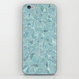 Pastel Diamond iPhone Skin