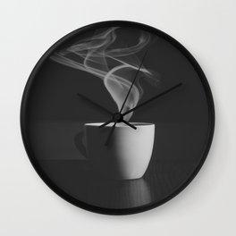 Just Cofee Wall Clock
