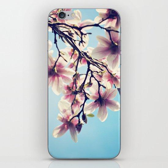 May Magnolias  iPhone & iPod Skin