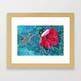 COLIBRI2 Framed Art Print