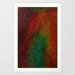 The Fires Art Print