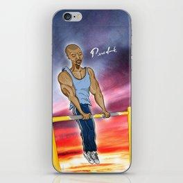 Zef Zakaveli Muscle Up iPhone Skin