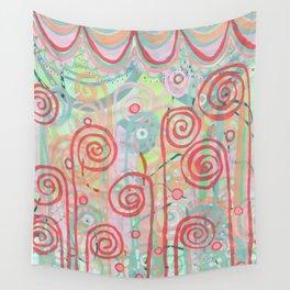 Fiddlehead Wall Tapestry