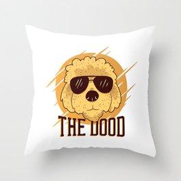 The Dood Throw Pillow