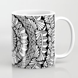Stress Relief Pattern 9 Coffee Mug