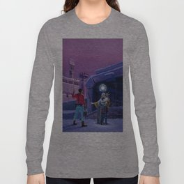Mentor Long Sleeve T-shirt