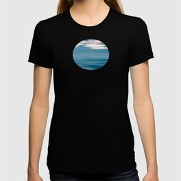 Abstract Boats on Sunny Day T-shirt