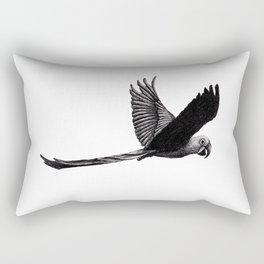 Hyacinth Macaw Rectangular Pillow