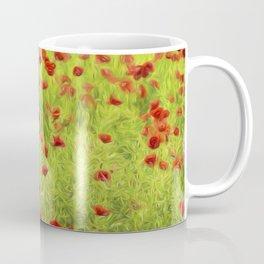 Poppyflower IV Coffee Mug