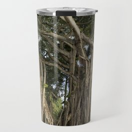 Banyan Tree at Bonnet House Travel Mug