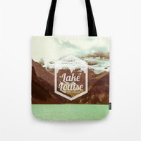 canada Tote Bags featuring CANADA by Anna Trokan