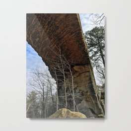Natural Bridge, KY Metal Print