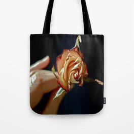 Wilted Beauty Tote Bag