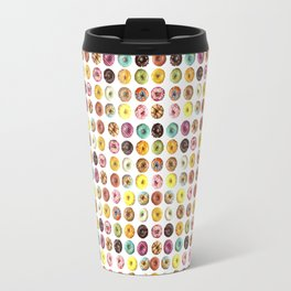 Eat all the donuts Travel Mug