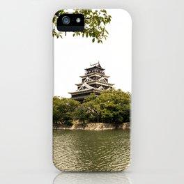 Hiroshima Castle iPhone Case