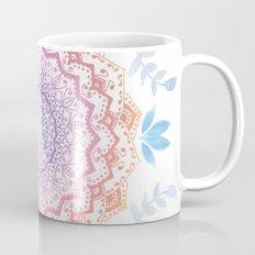 BOHO HAMSA MANDALA Coffee Mug