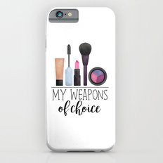 My Weapons Of Choice  |  Makeup iPhone 6 Slim Case