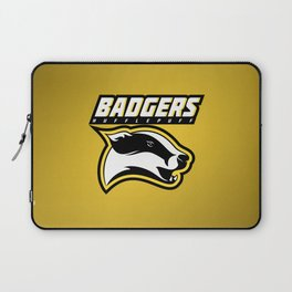 Badgers Hufflepuff  Laptop Sleeve