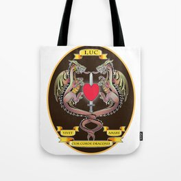 Luc Family Coat of Arms Tote Bag