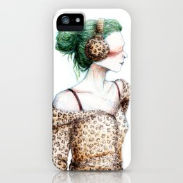 Seulement Once iPhone Case