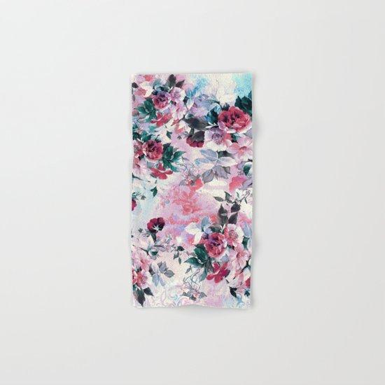 Beautiful Roses Hand & Bath Towel