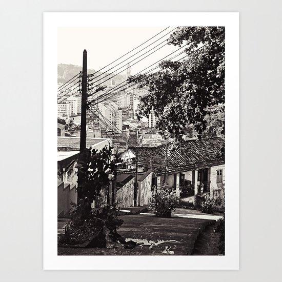 vende se pipa Art Print
