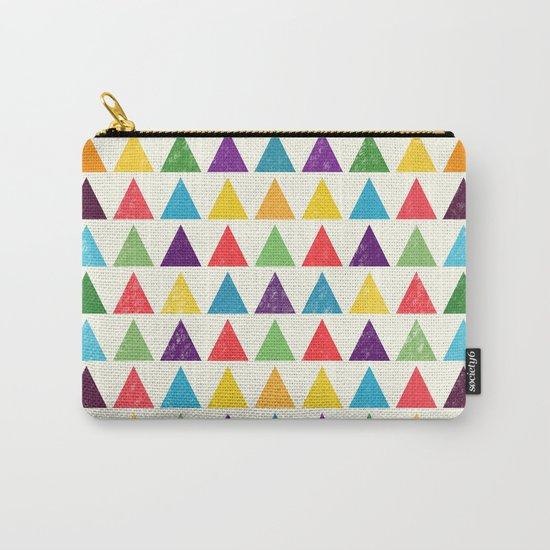 Lovely geometric Pattern VVI Carry-All Pouch
