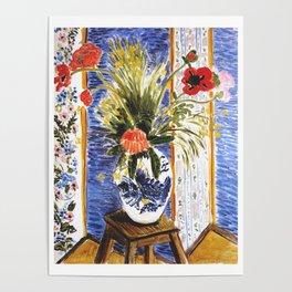 Henri Matisse Poppies 1919 Artwork for Wall Art, Prints, Posters, Tshirts, Women, Men, Kids Poster