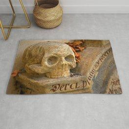 Skull | Totenkopf Rug