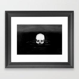 Sinking Framed Art Print