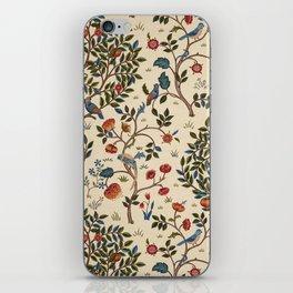 "William Morris ""Kelmscott Tree"" 1. iPhone Skin"