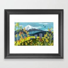 Mount Hood Framed Art Print