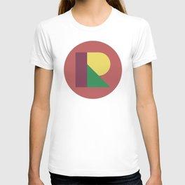 R BALL T-shirt