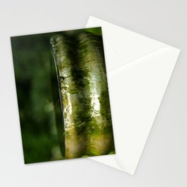 The Zen of an Overflowing Water Pipe. Stationery Cards