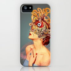 Freud vs Jung iPhone (5, 5s) Slim Case