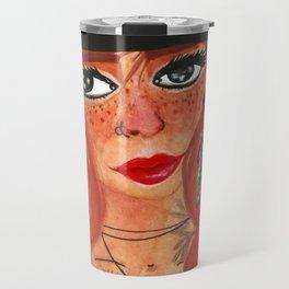 Witch - Tilda Travel Mug