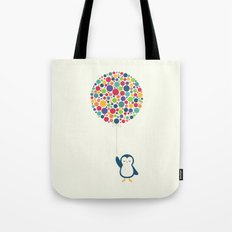 Float In The Air Tote Bag