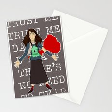 The Unmaking of Tamara Stationery Cards