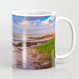 City Pier on Anna Maria Island Coffee Mug