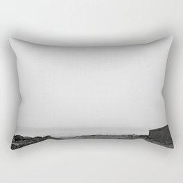 Reykjavík shore 2 Rectangular Pillow