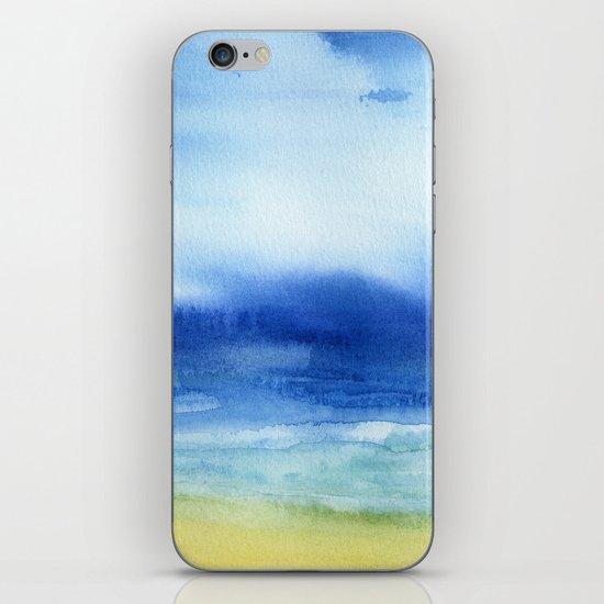 The Sea Is My Church iPhone & iPod Skin