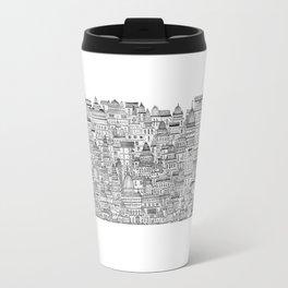 The Long Town  Travel Mug