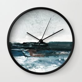 SoulScape 03 Wall Clock
